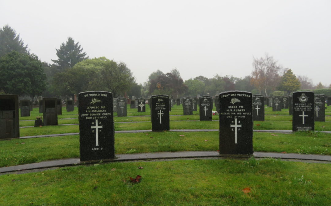 Facelift planned for military graves