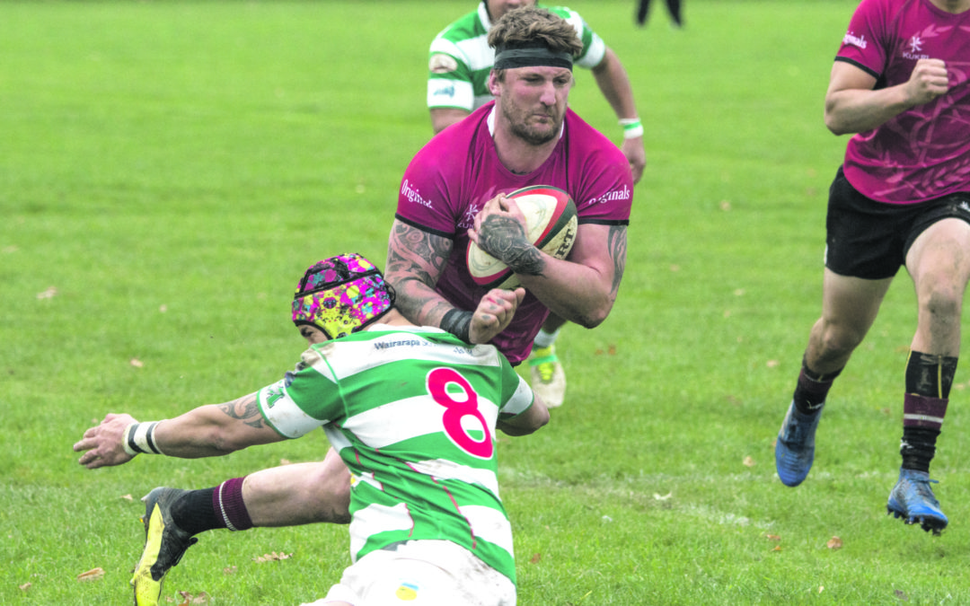 Defending champs lead Tui Cup