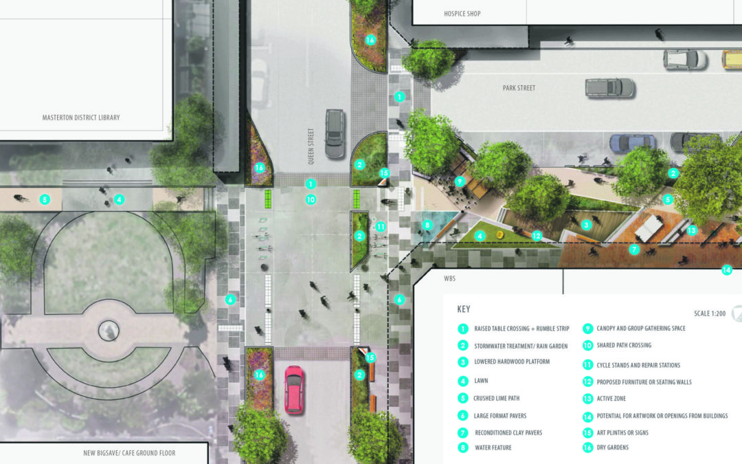 Designs updated but car parking issues remain in centre revamp