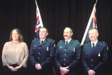 Decades of service recognised