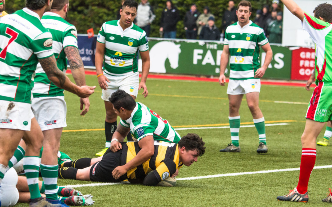 Day of drama sees late tries count