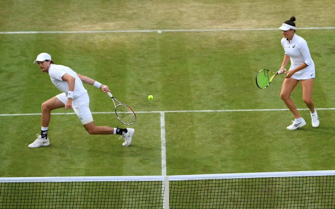 Daniell into Wimbledon q-finals