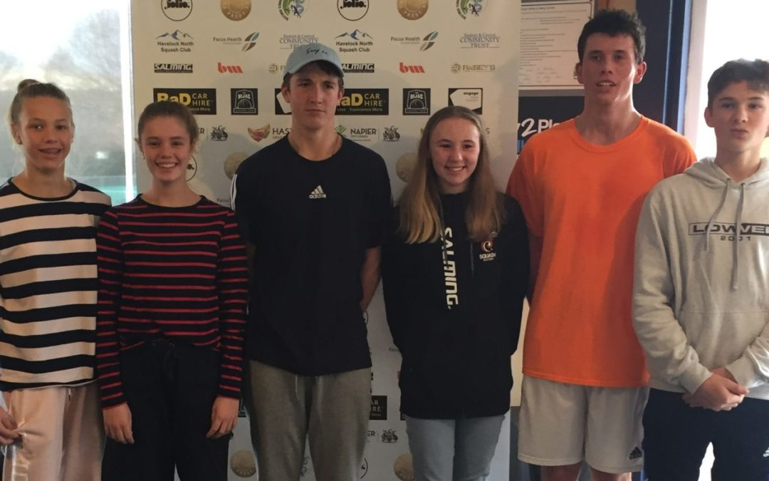 Juniors make impression at age group championships