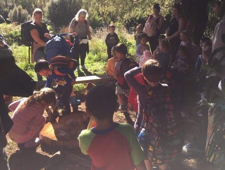 Forest school taking root
