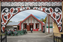 Papawai Marae on heritage list