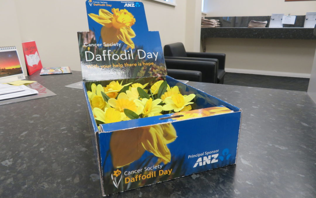 Remedy for 'Daffodil Day' disgrace