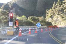 Hill road closure sensible option, union says