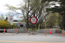 Avenue's closure frustrates