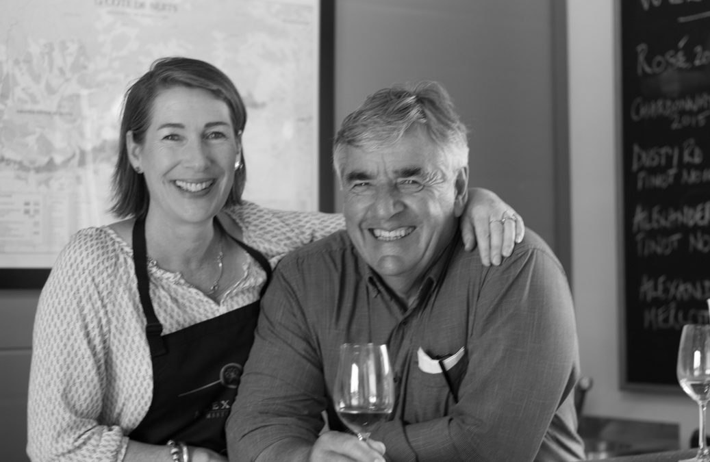 Alexander's pinot rated good value