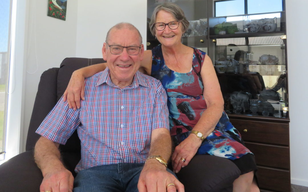 Accept Parkinson's: 'We just keep going'