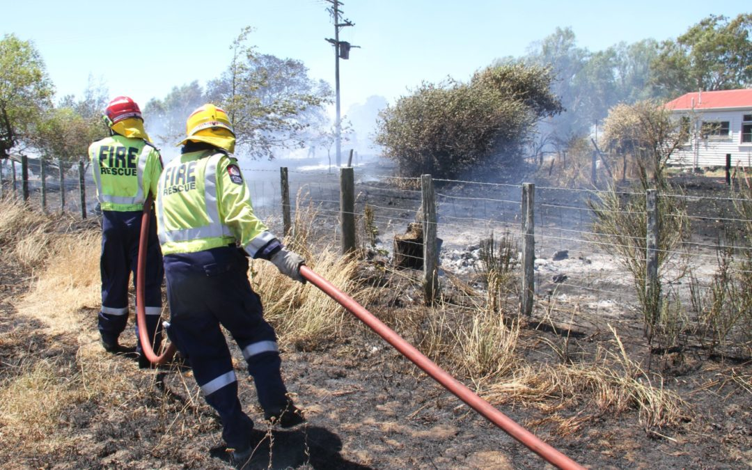 Fire restrictions in place