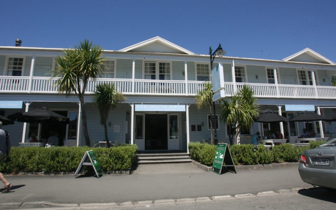Iconic hotel has new owners