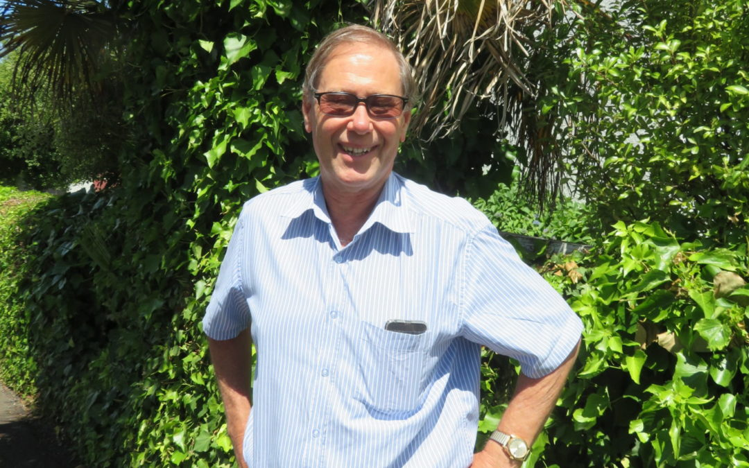 Feathy's Dr Mike retires