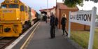 Trains late 40 per cent of the time