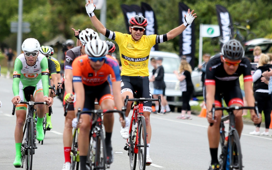 Open race, says reigning champ