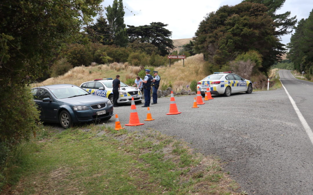 Two dead after Castlepoint shooting