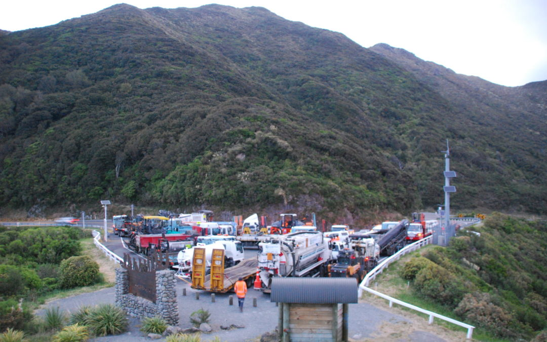 Remutaka Hill to close for five nights