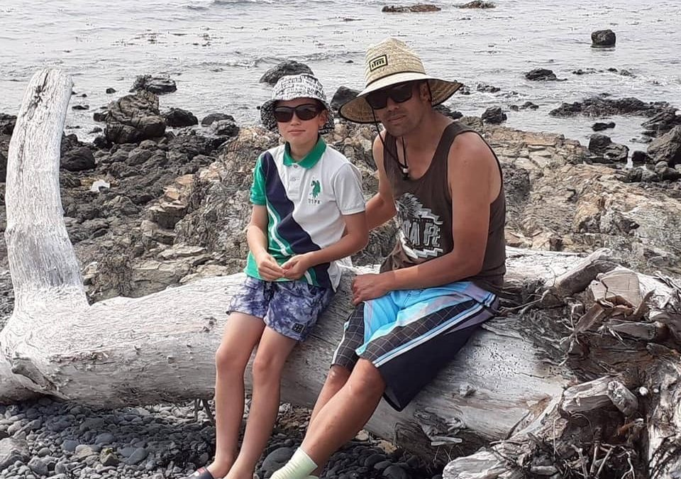 Southon family speak after diving tragedy