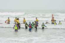 Surf's up for nippers