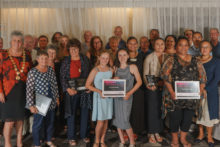 Local heroes celebrated