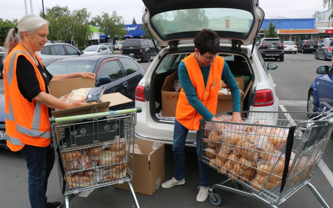 Feeding people, not landfills