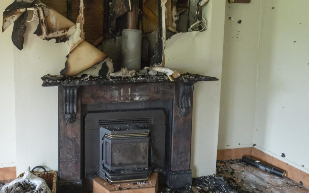 Unswept chimneys ticking time-bombs