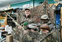 Hunters gear up for duck season