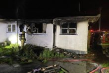 Generosity after blaze destroys home