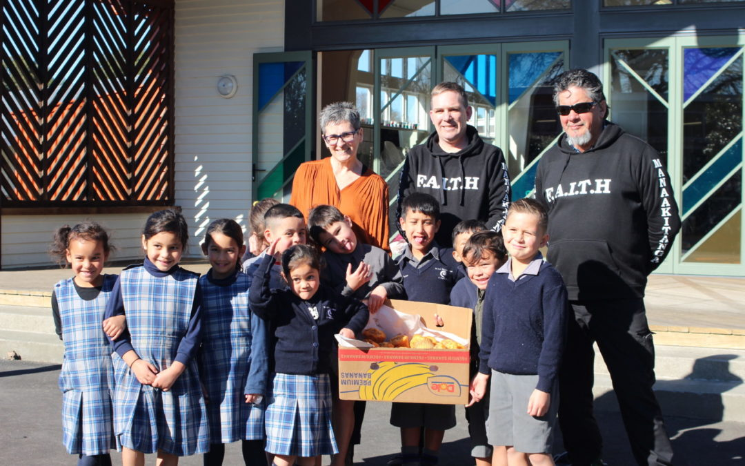 Kai in Schools feeds local kids