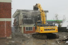 D-Day for council building