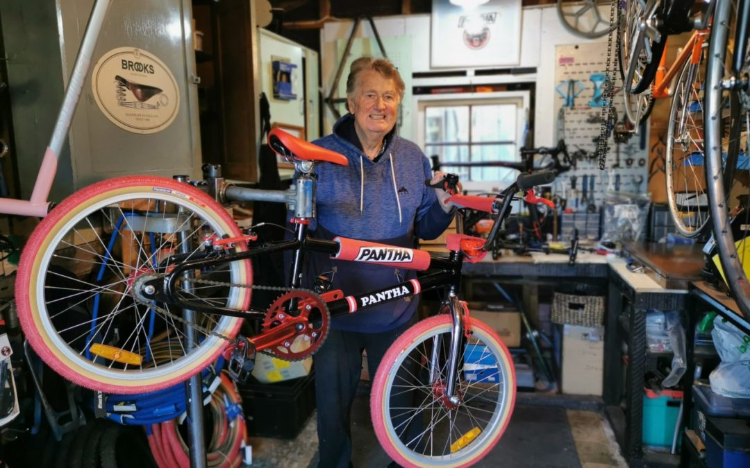 Bicycle history donated