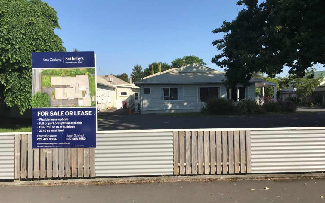 New life for Arbor House property