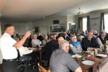 Luncheon honours forgotten vets