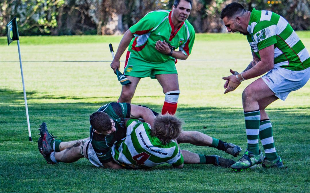 Marist and Greytown in Tui Cup final