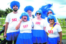 Cancellation of charity run leaves school feeling blue