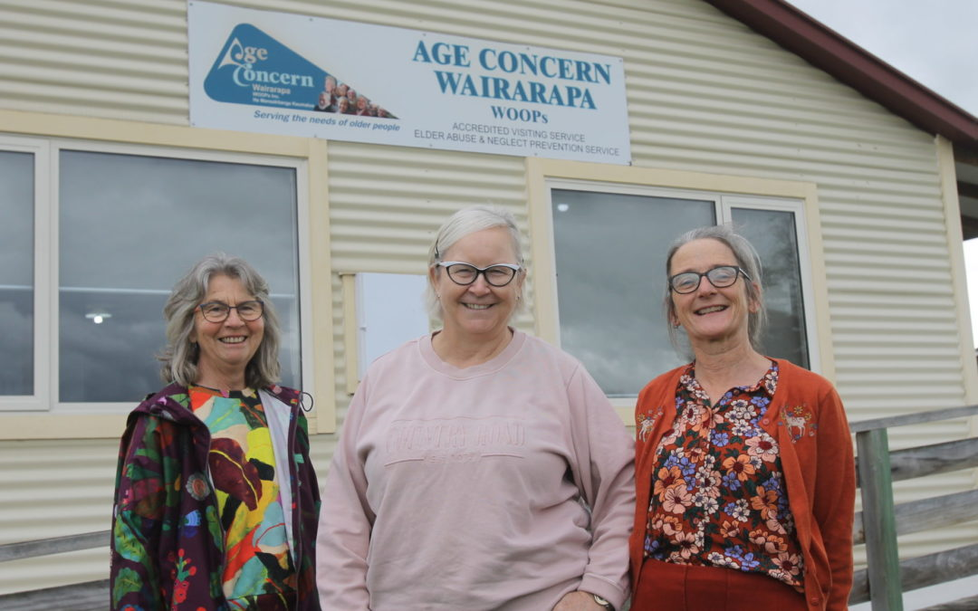 Age Concern aiming for online
