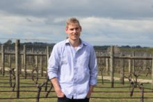 Matahiwi's McNab toast of north's young winemakers