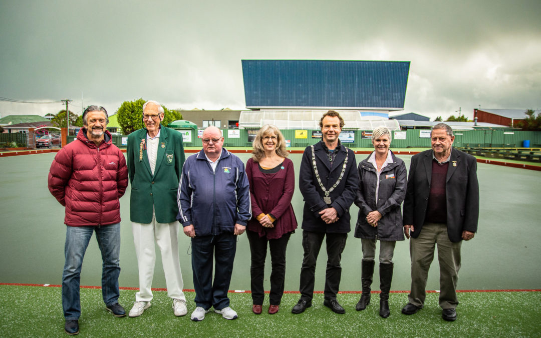 Artificial green a boost for bowls in Carterton