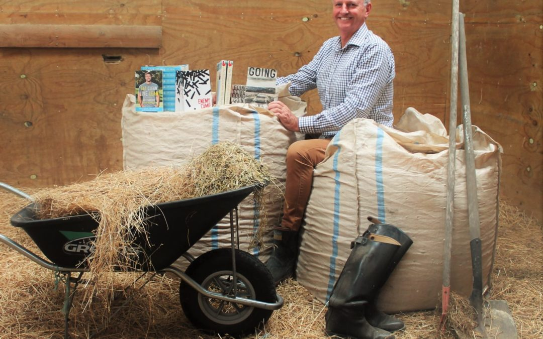 'Yarns in Barns' literary spectacular returns