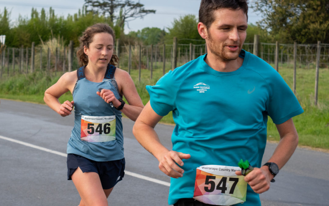 Muir smashes country marathon race record