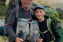 Preparation was key for Greytown father and son's epic adventure