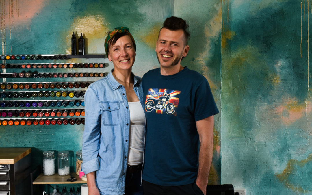 Creative business booming in south