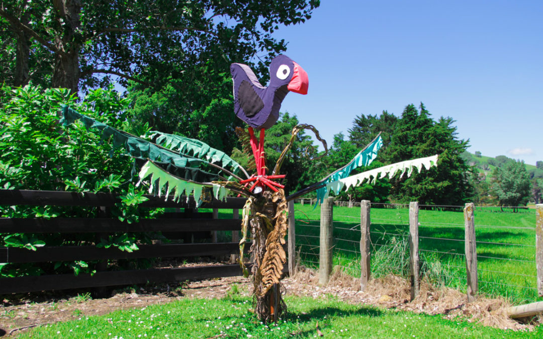 Scarecrows' 'huge' day out