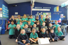 Masterton Primary raises $500 for bird sanctuary