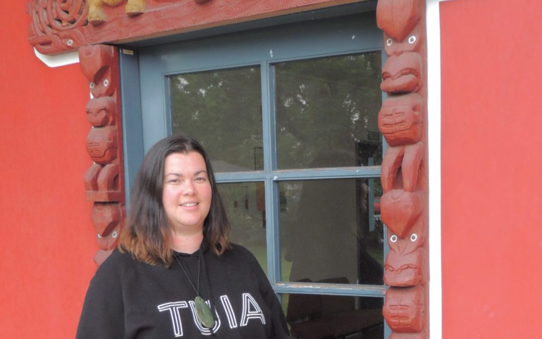 Tuia graduate backs search for 2021 candidates