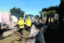 Whareama fire: 30 years gone in under 30 minutes