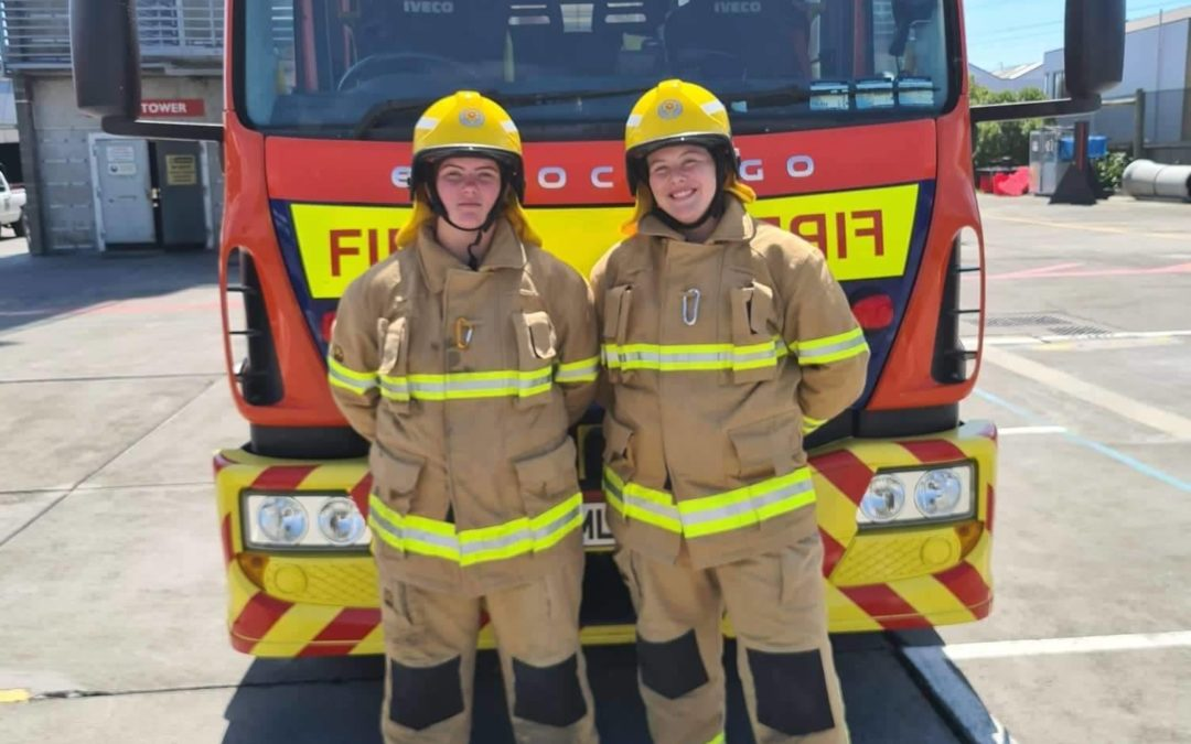 New recruits eager to get out and help