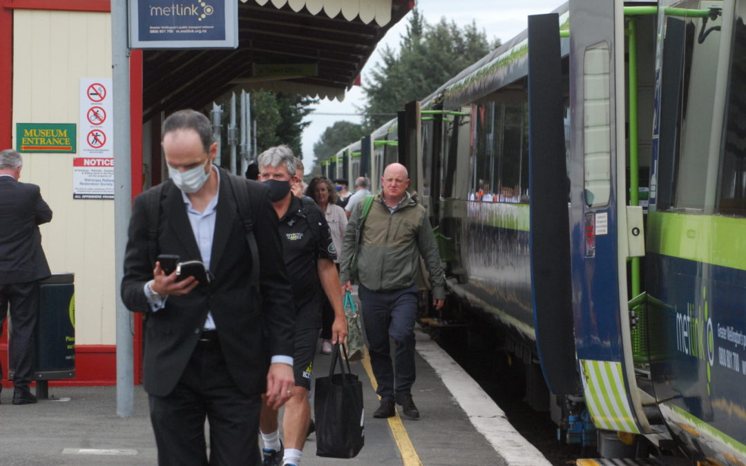 94 per cent of commuters can't get no satisfaction