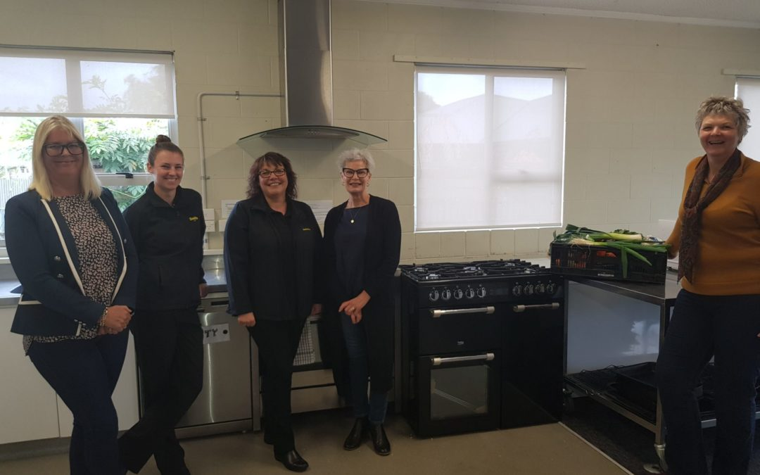 Community rallies to bring new oven