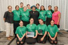 Kapa haka group wins big